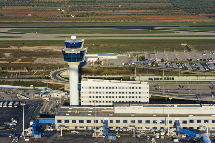 Athens Airport (ATH) is the primary international airport of Athens, the capital of Greece.